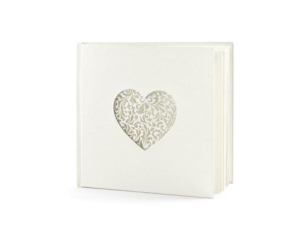 Gæstebog med hjerte