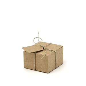 Gaveæsker brunt papir