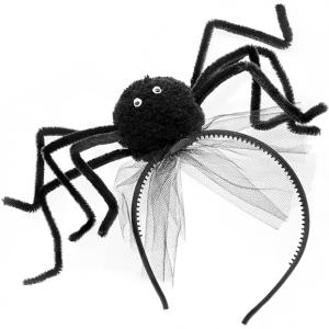 Hårbøjle med edderkop