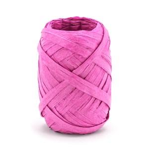 Pink raffia bånd