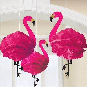 Hængende flamingoer