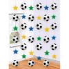 Fodbolde og stjerner loftsdekoration