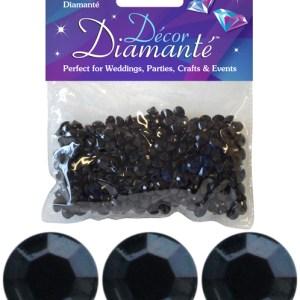 Sorte borddiamanter