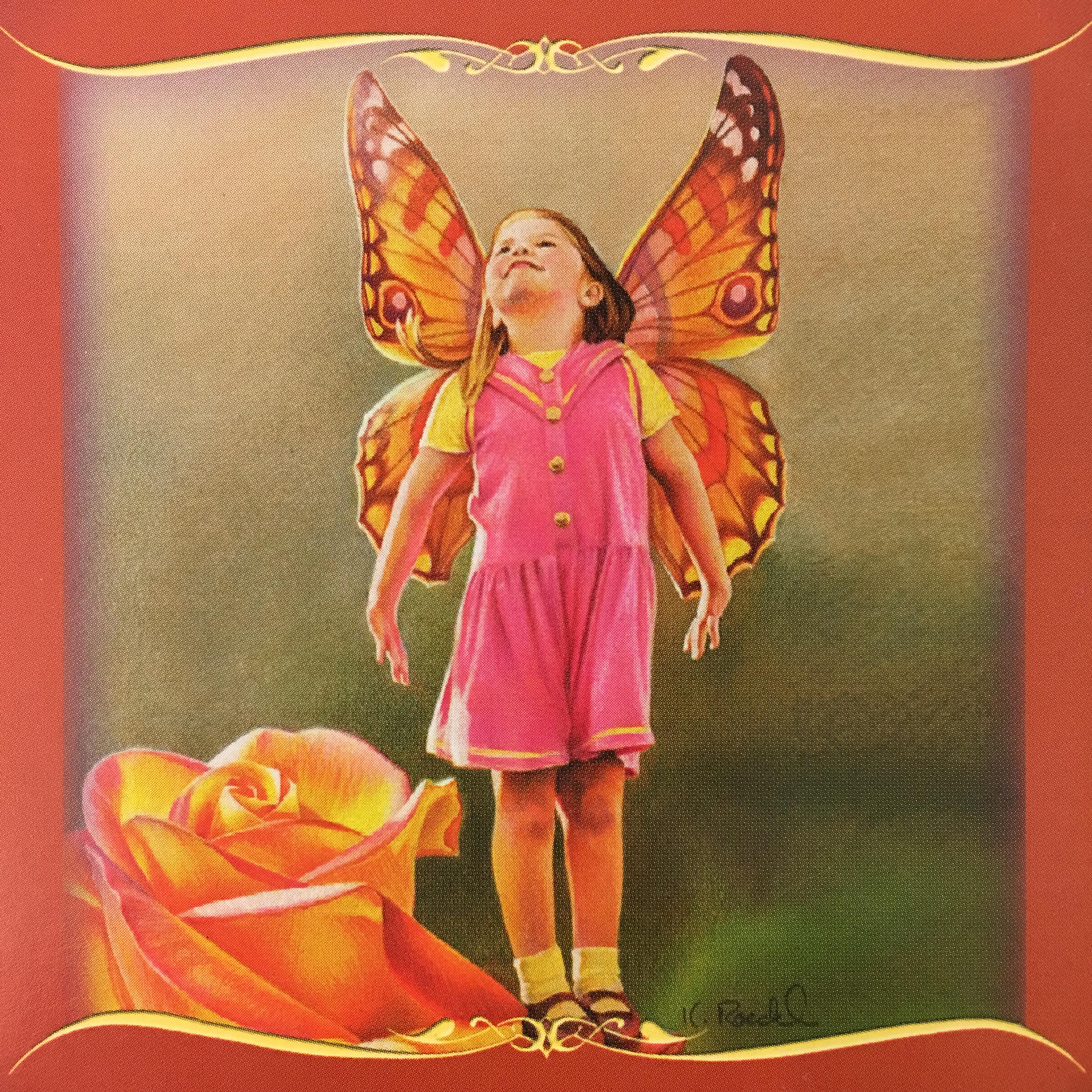 神奇精靈指引卡:兒童Children – Lumina