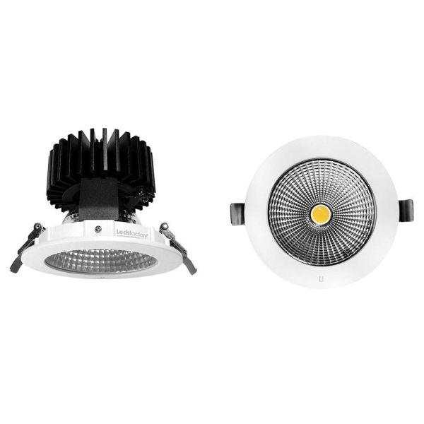 Downlight Mito II LED SLM