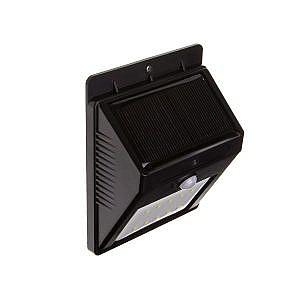 Aplique Solar con Sensor Movimiento URANO