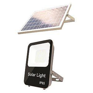 Proyector LED Solar 20W 4000K DC6V IP65