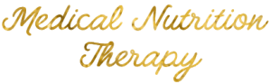 Medical Nutrition Therapy
