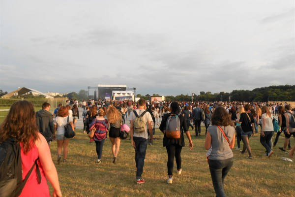 Projet - Festival Solidays