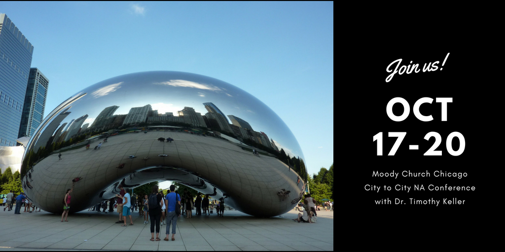 """Featured image for """"Join Us In Chicago for City to City North America"""""""