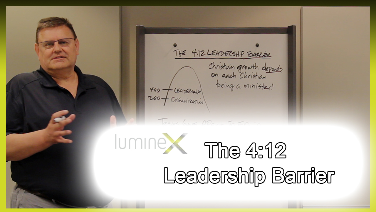 """Featured image for """"The 4:12 Leadership Barrier – Whiteboard Wednesday Season 4: Episode 10"""""""
