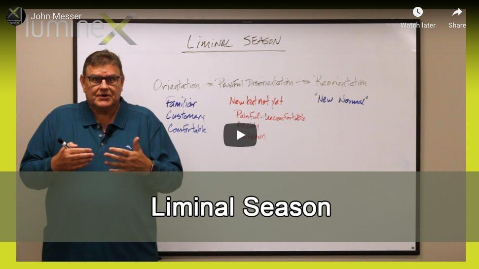 The Liminal Season