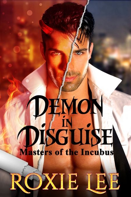 Happy Release Day to Roxie Lee with Demon in Disguise