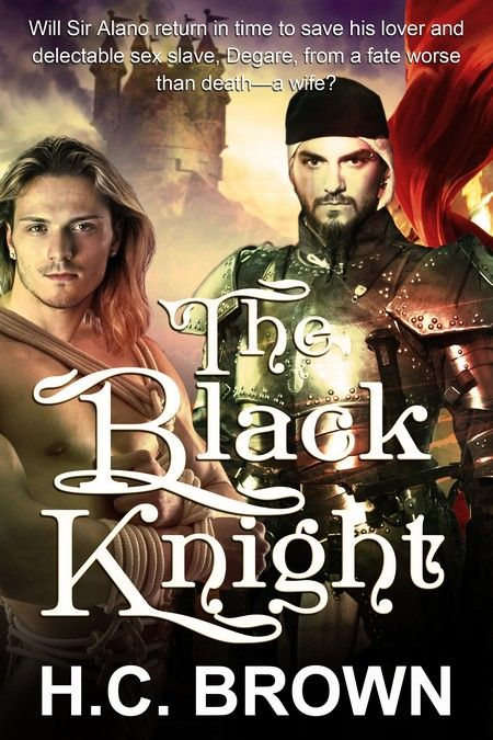 Happy Release Day to H.C. Brown with The Black Knight