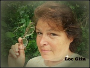 Loc Glin, Erotic Romance Author