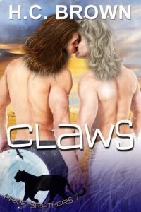 Claws (Pride Brothers 7) by H.C. Brown
