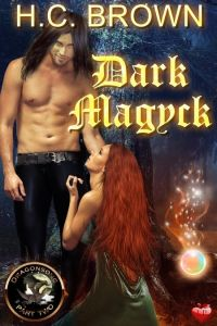 Dark Magyck by H.C. Brown