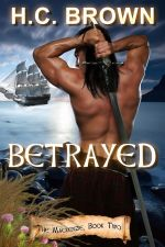 Betrayed by H.C. Brown