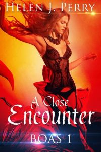 A Close Encounter by Helen J. Perry