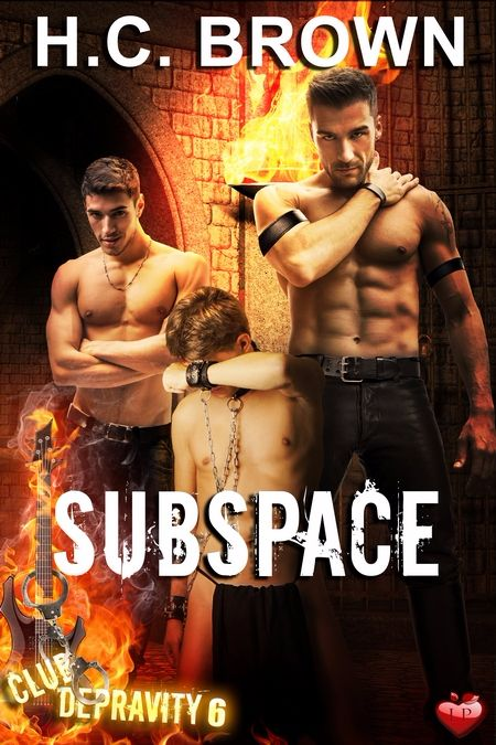New Release: Subspace (Club Depravity 6) by H.C. Brown