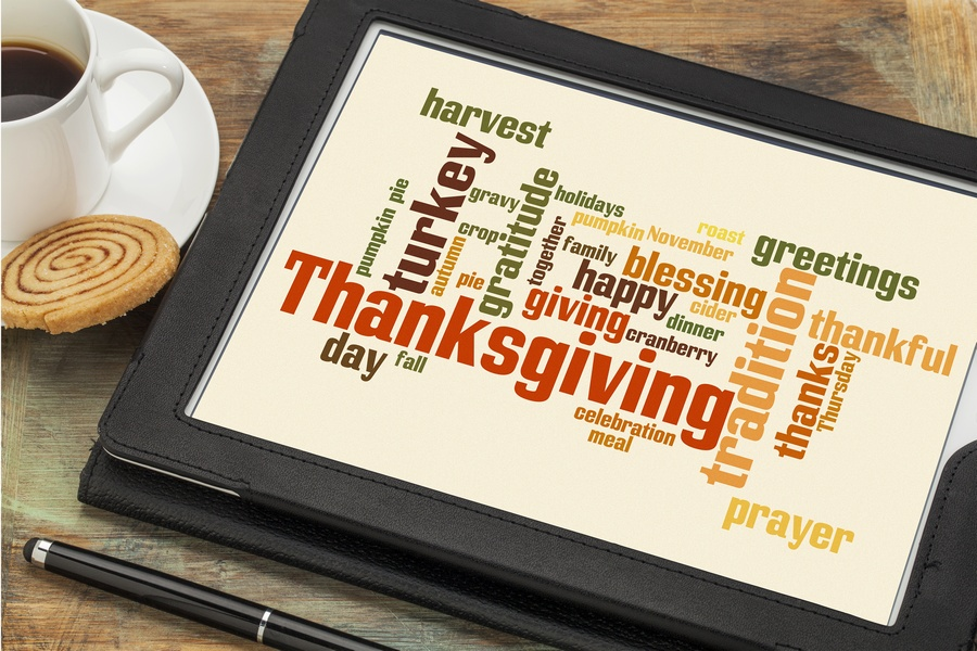 Happy Thanksgiving to All Who Celebrate