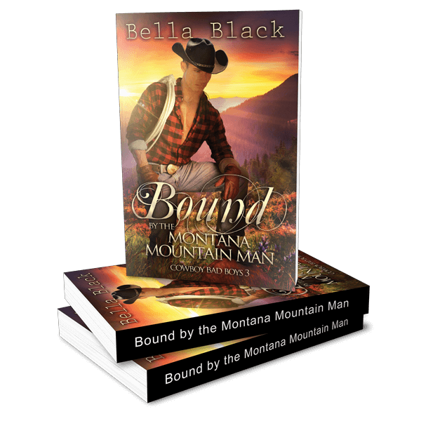 Bound by the Montana Mountain Man (Cowboy Bad Boys 3)