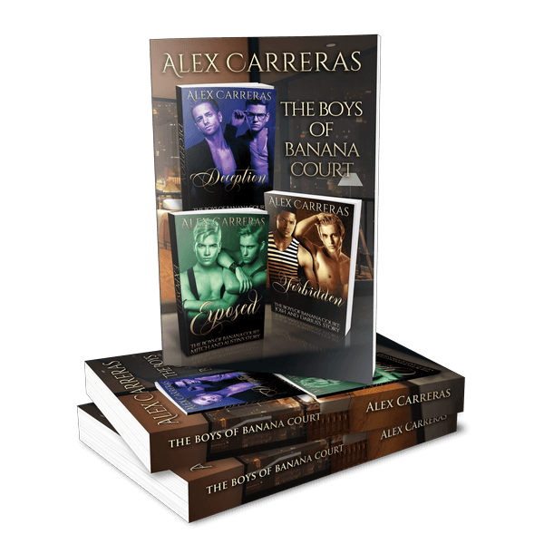 New Release: The Boys of Banana Court: Box Set and Paperback