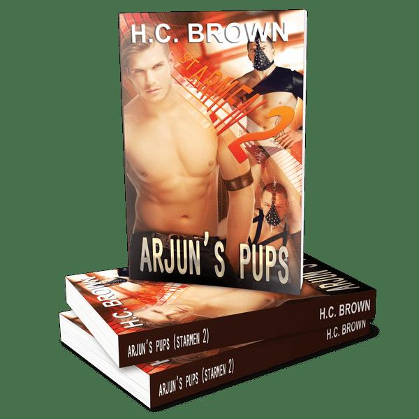 Arjun's Pups (Starmen 2)