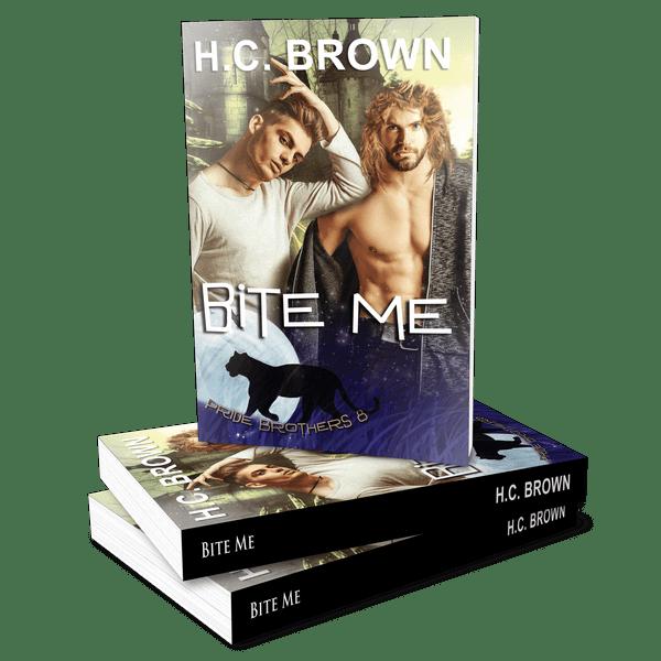 Bite Me (Pride Brothers 8)