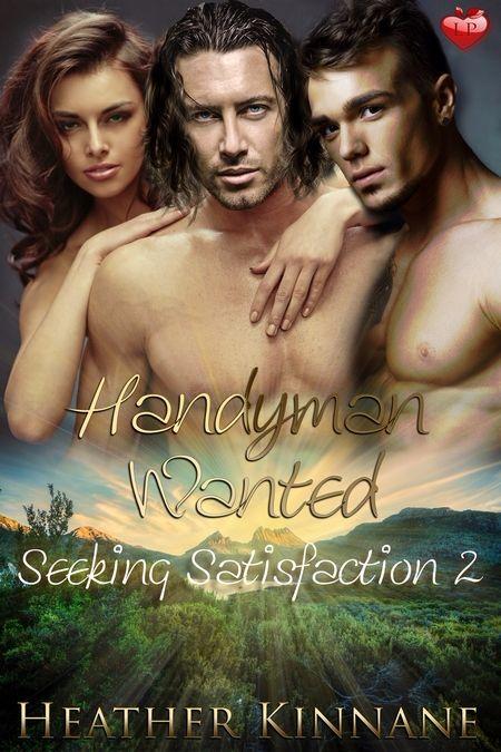 Release Day: Handyman Wanted by Heather Kinnane