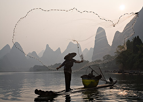 classic chinese landscape