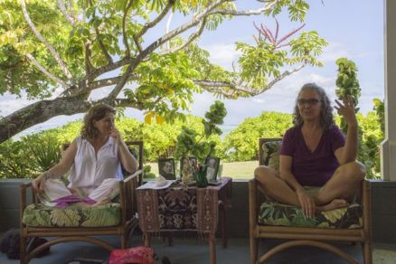 reiki classes, Hawaii Retreat, Lucia Maya, Zelie Duvauchelle, Spiritual Retreat,
