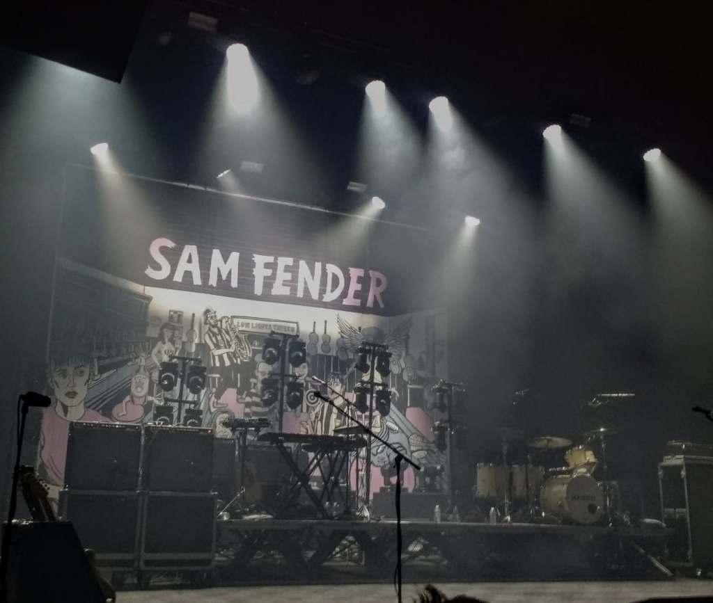Sam Fender AB (c) Luminous Dash