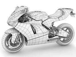motorcycle modelling