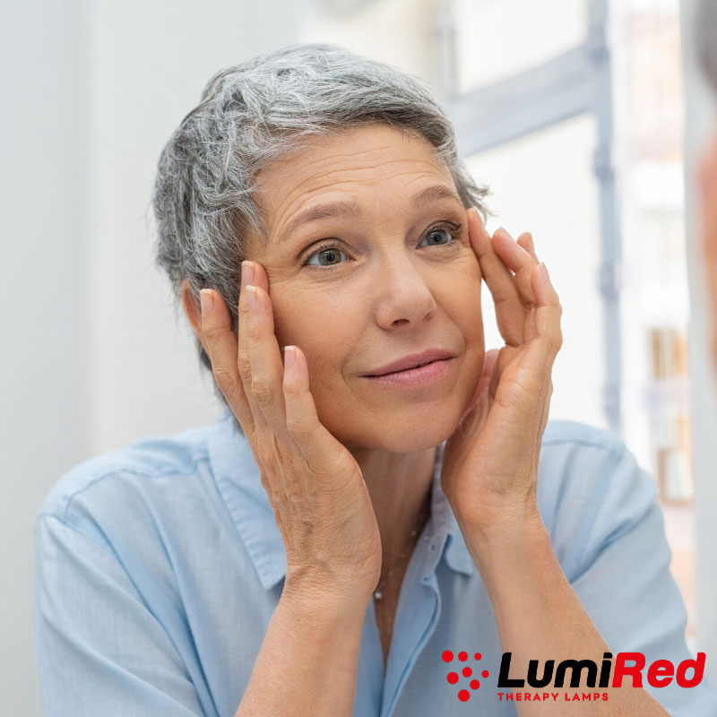 Anti-Aging Red Light Therapy