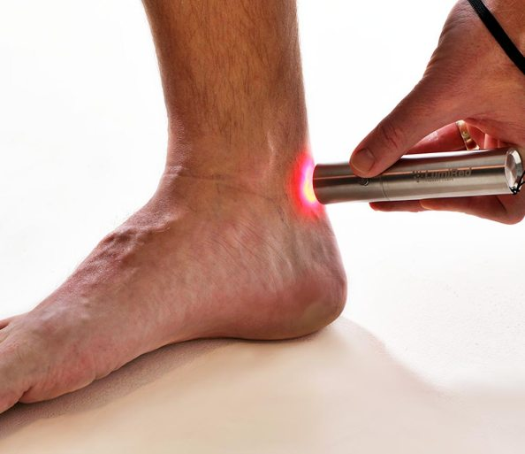 red light therapy for athletes