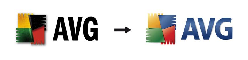 úprava loga AVG