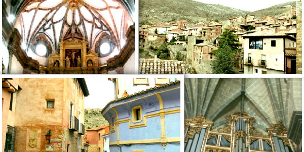 Albarracín, pueblo bonito turolense