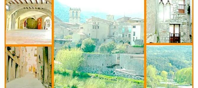 Besalú, villa medieval