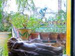 Estatuas de los jardines del palacio mudéjar y renacentista Casa Pilatos de Sevilla