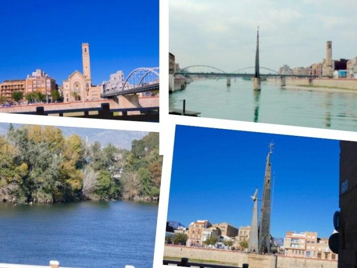 Río Ebro. Tortosa