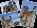 Trujillo, iglesias, palacios y Pizarro