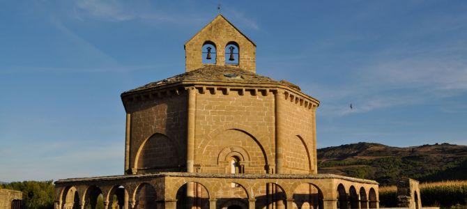 Iglesia románica de Santa María de Eunate