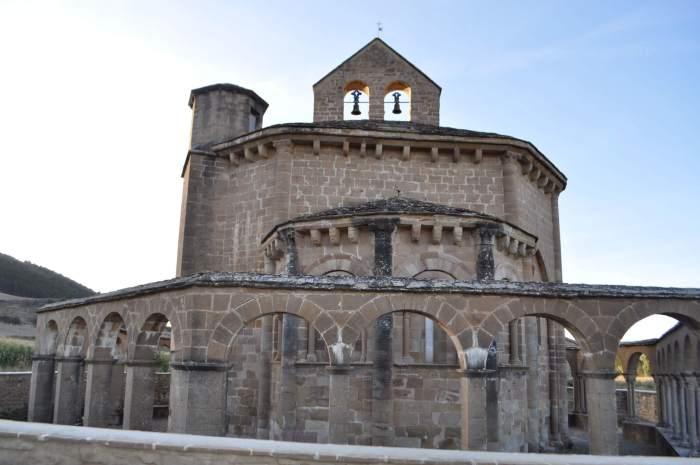 Iglesia de Santa María de Eunate