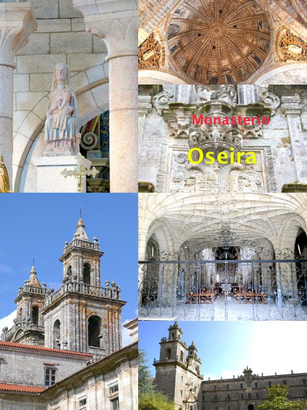 Monasterio de Santa María de Oseira