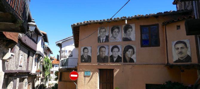 Sierra de Francia: La Alberca, Mogarraz y Miranda del Castañar