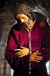 El Señor (Martínez Montañés, 1610-15). Hermandad de Pasión