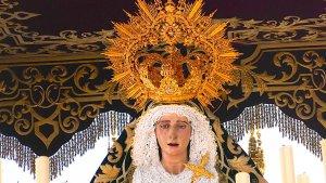 Virgen de los Dolores (Hermandad El Cerro).