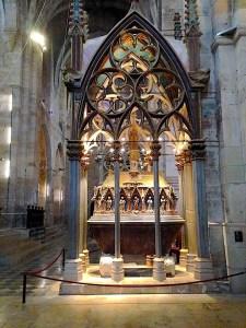 Tres monasterios reales del Císter en la antigua Hispania Tarraconensis