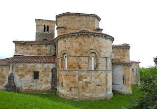 Cartes, Colegiata de Santa Cruz de Castañeda y Liérganes